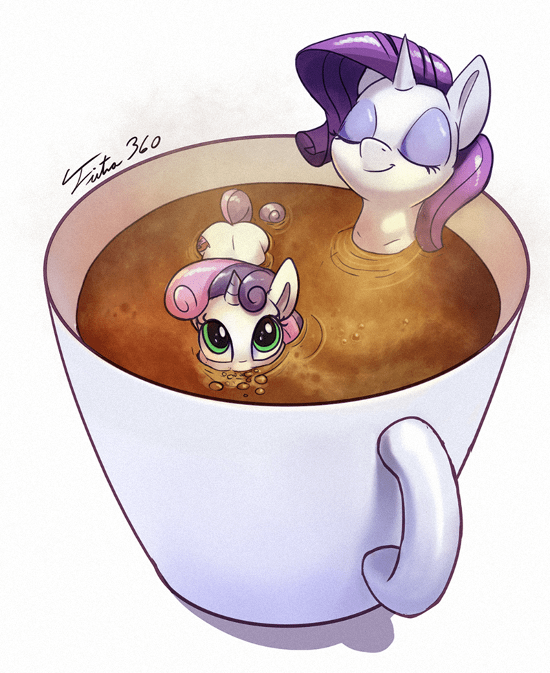 pocket pony Sweetie Belle rarity - 8980595456
