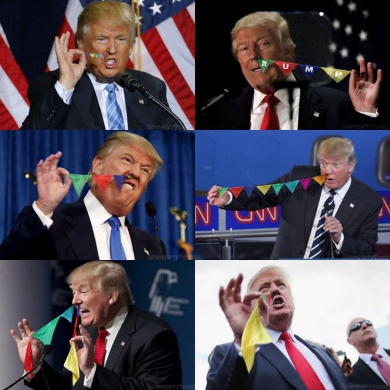 trump flags - Speech - U @ramHaPpy NT UV eamaPpyTOR lamHaPPyToas