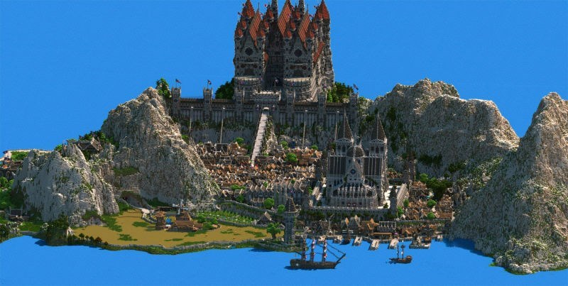 guy-builds-amazing-minecraft-kingdom-that-took-him-over-four-years