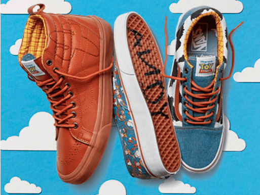 Shoe Swag Of The Day Vans Releases Toy Story Line Win Your Own