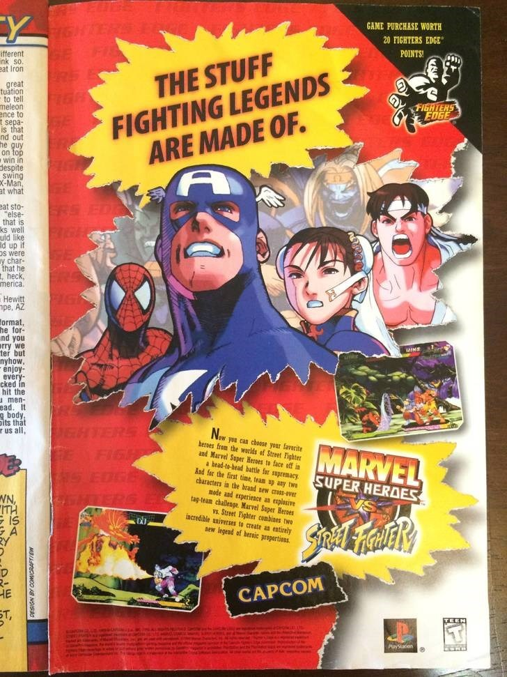 """Hero - Y GAME PURCHASE WORTH 20 FIGHTERS EDGE ifferent ink so. eat Iron POINTS R5 FIGHTING LEGENDS ARE MADE OF THE STUFF great tuation to tell meleon ence to t sepa- is that nd out he guy on top win in despite Swing -Man, at what FIGHTERS EDGE eat sto- """"else that is ks well uld like d up if Os were y char- that he t, heck merica SRS ED Hewitt pe, AZ format, he for- nd you rry we ter but nyhow, enjoy every- cked in hit the men- ead. It body Dits that r us all, NGHYERS Now yen can choose your favo"""