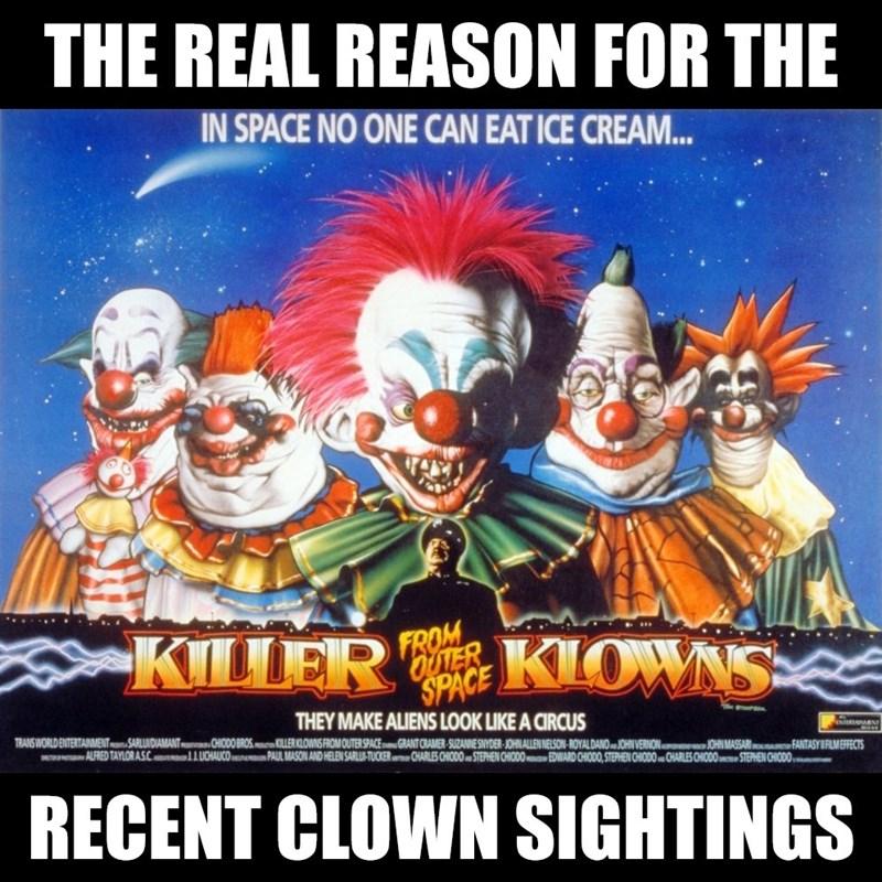oh no,Memes,Killer clowns,image