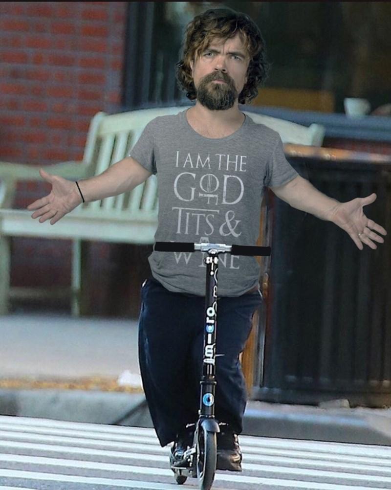 Cycling - IAM THE GOD TITS&