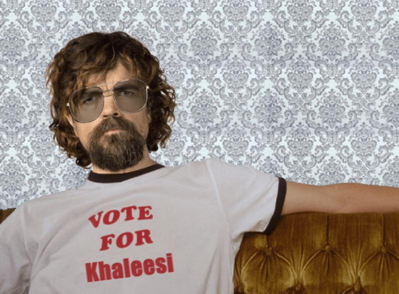 Facial hair - VOTE FOR Khaleesi