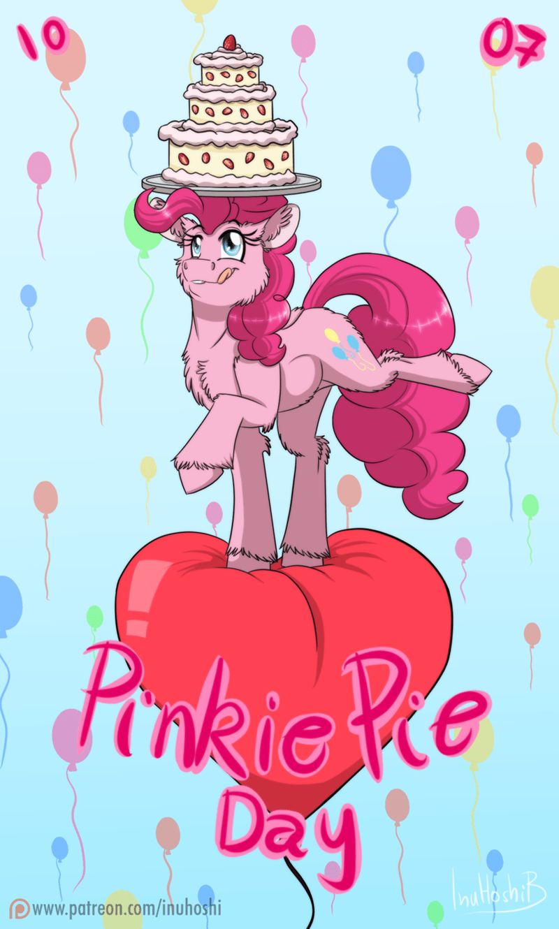 pinkie pie world smile day - 8981504512