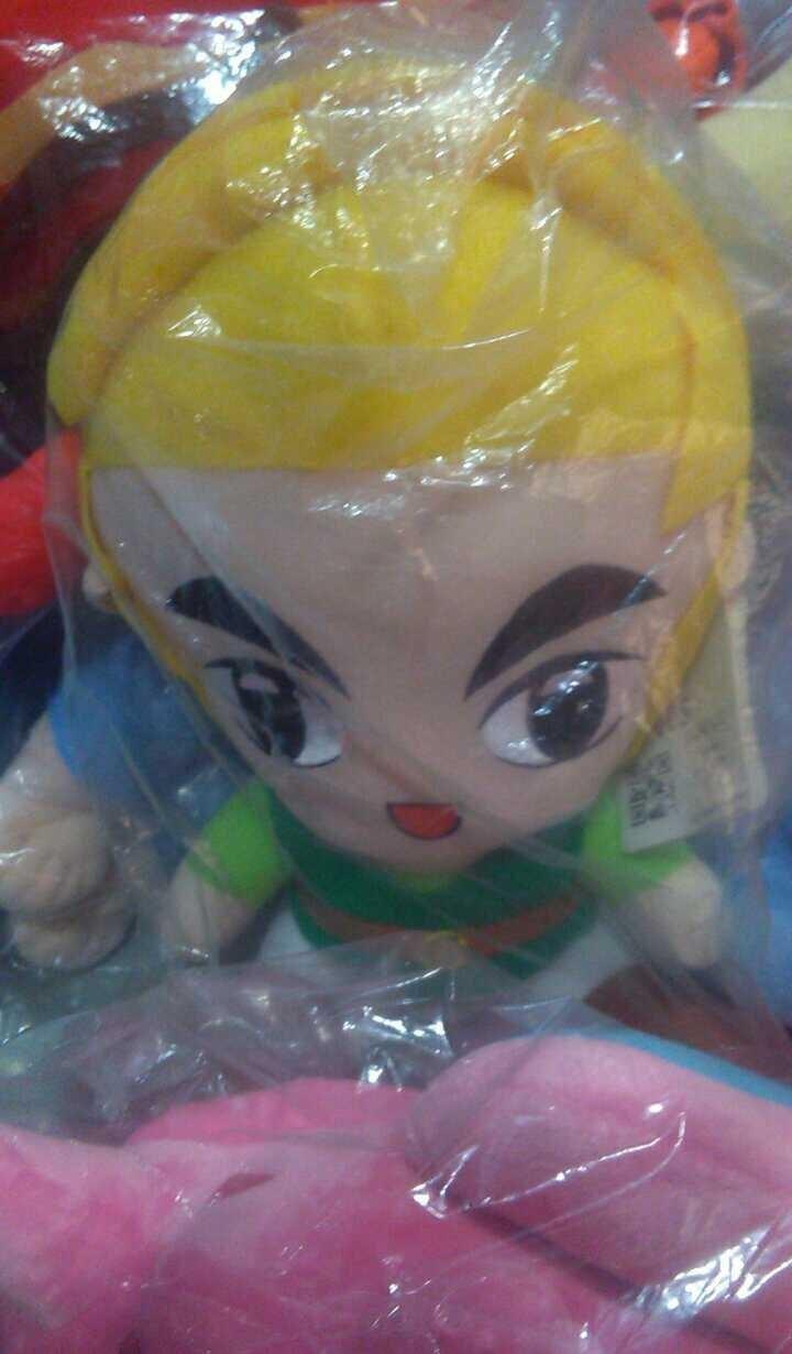 link FAIL toys video games zelda