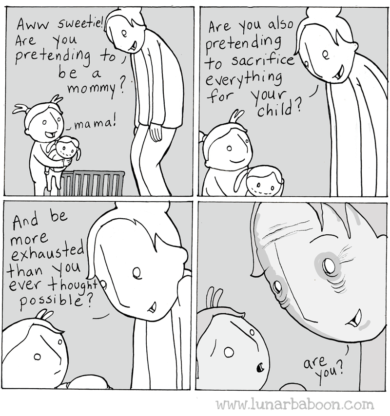 parenting reality web comics - 8982303232