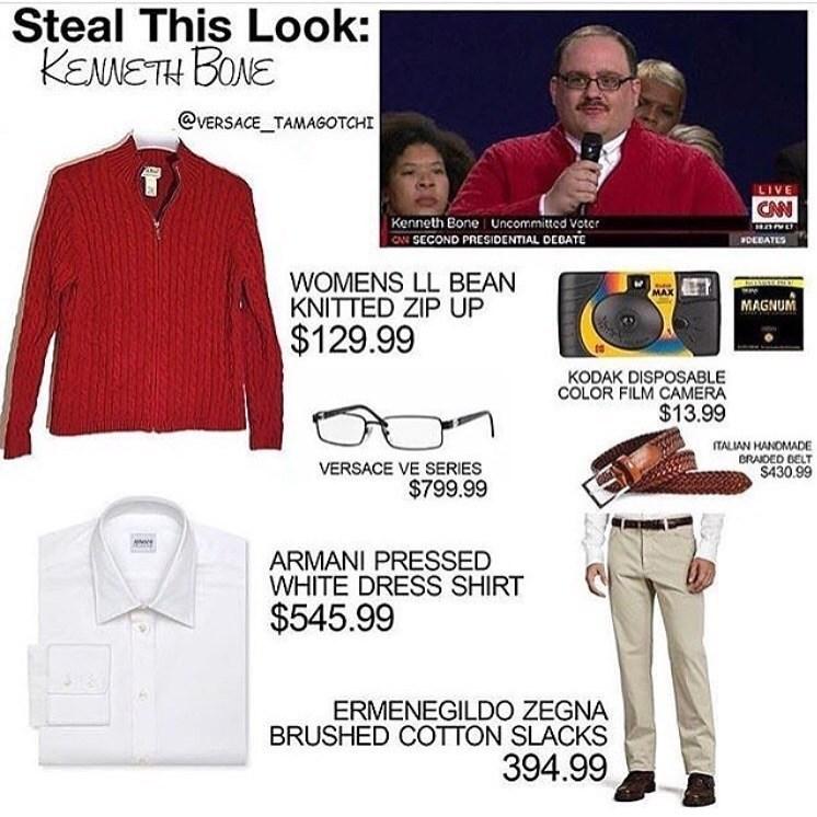 ken bone Memes starter pack - 8982320128