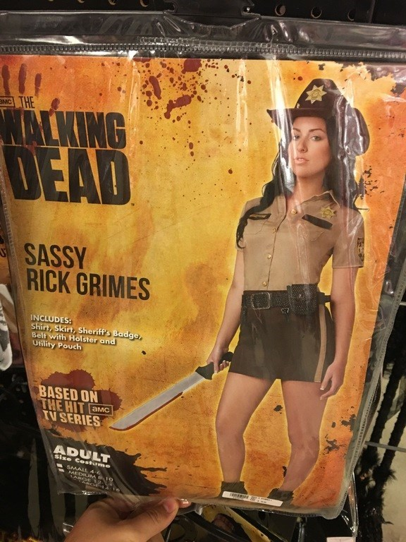 chick grimes