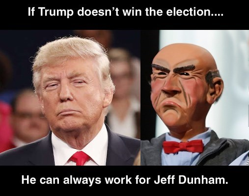 donald trump jeff dunham - 8982454272