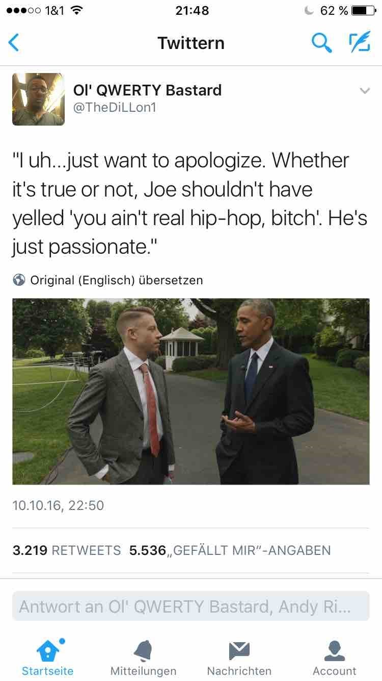 Macklemore barack obama caption image - 8982561792