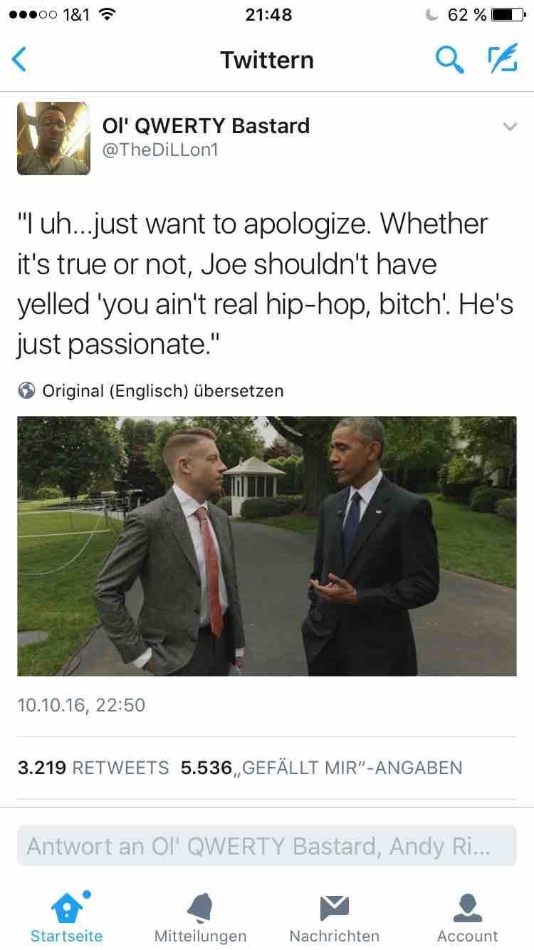 Macklemore barack obama caption image - 8982561792