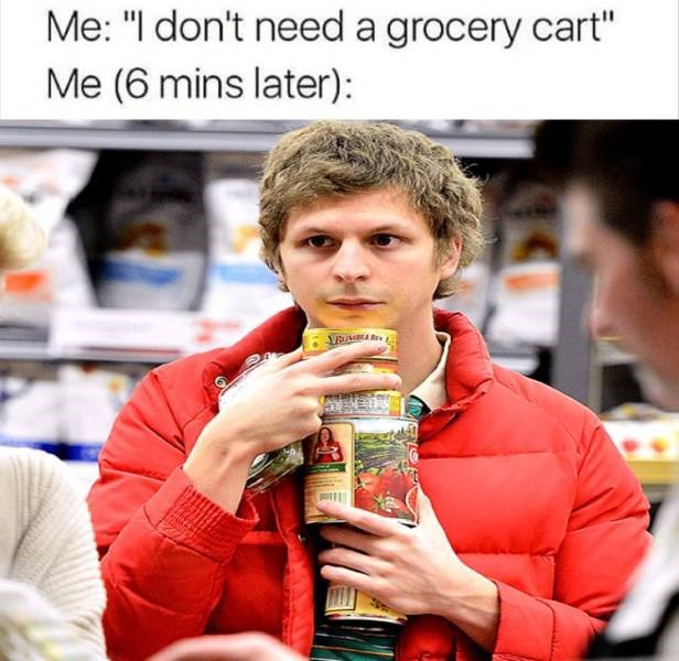 michael cera image grocery store - 8982565376