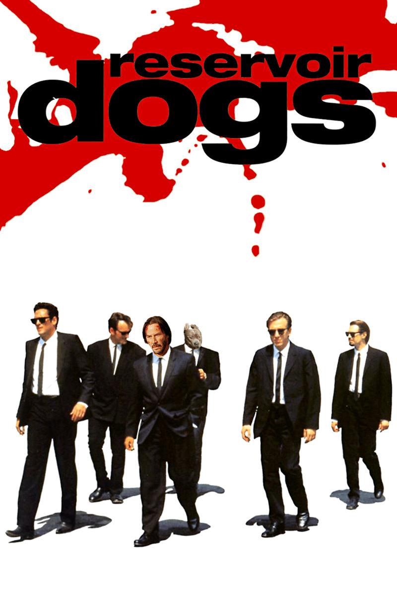 Gentleman - reservoir dogs