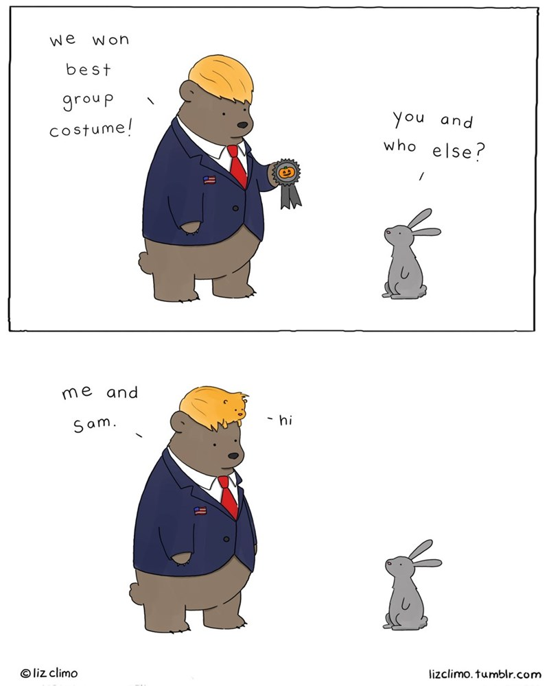 donald trump animals web comics - 8982812928