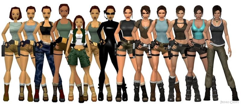 picture-shows-the-steady-evolution-of-lara-croft-tomb-raider