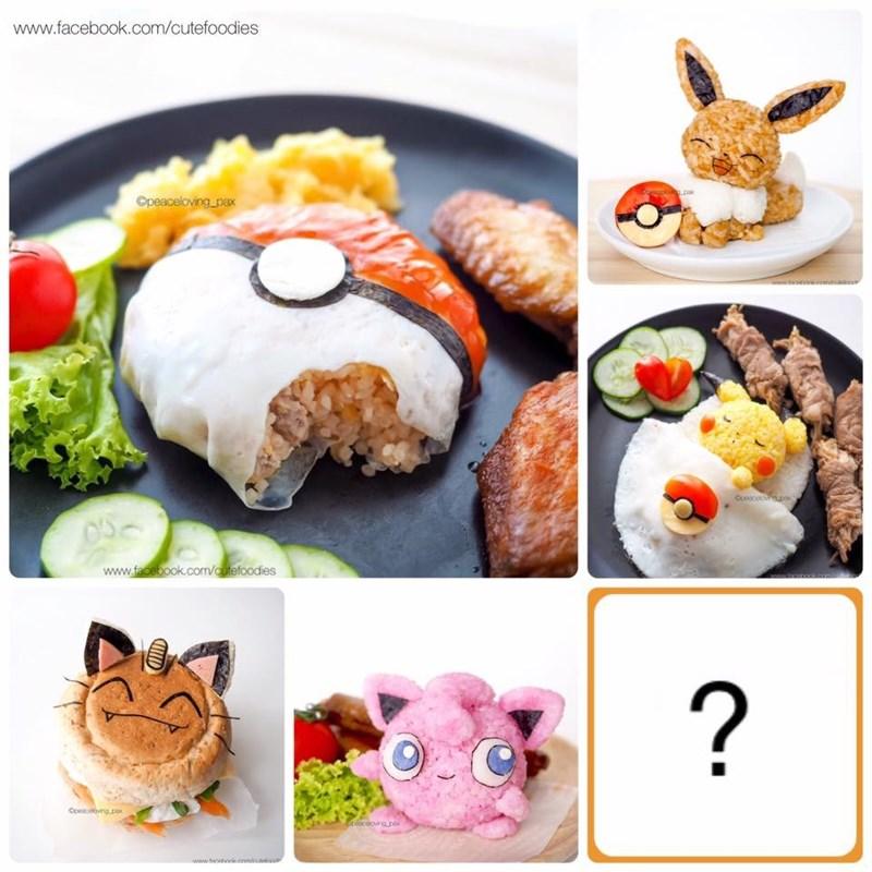 Pokémon,Fan Art,squirtle,eevee,pikachu,pokemon logic,food