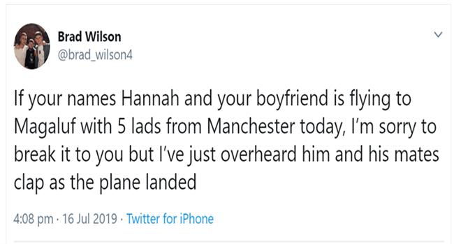 funny British tweets