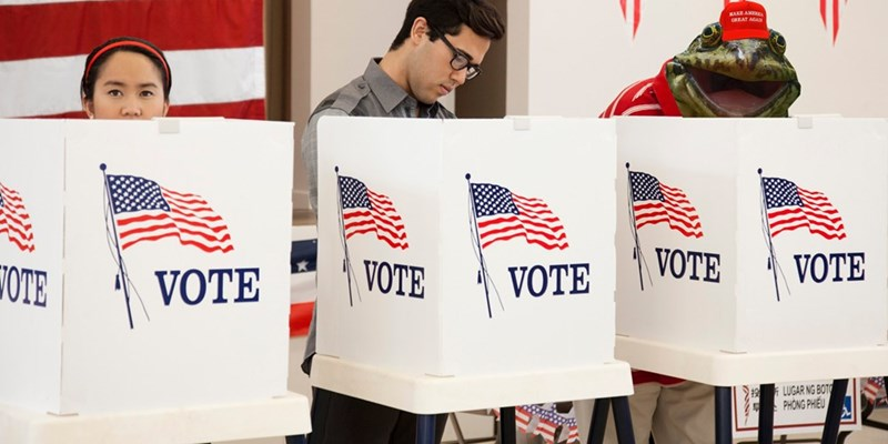 Event - MAKE AMERE CREAT AGA VOTE VOTE VOTE OTE VOTE VOTE LUGAR NG BOT PHONG PHEU