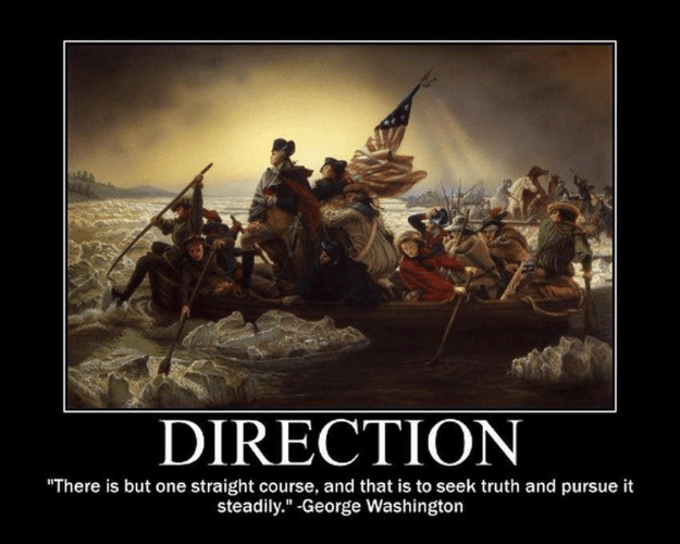 Our Forefathers Had It Right.