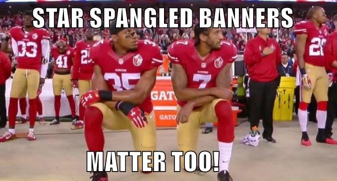 STAR SPANGLED BANNERS                             MATTER TOO!