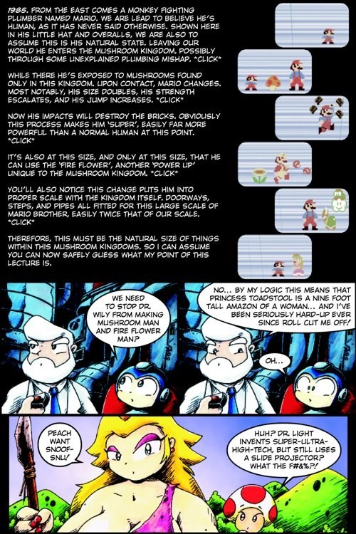 mega man video games video game logic mario - 8983608576