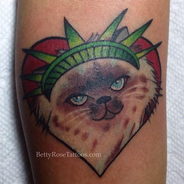 Betty Rose - Tattoo - BettyRoseTattoos.com