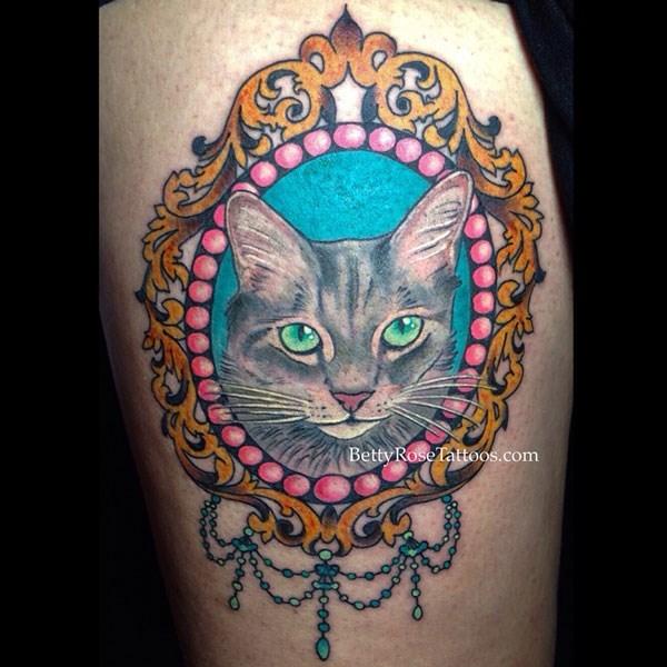 Betty Rose - Tattoo - Betty Rose Tattoos.com