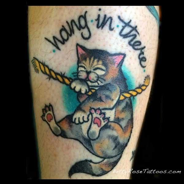 Betty Rose - Tattoo - ang BettiykoseTattoos.com ere