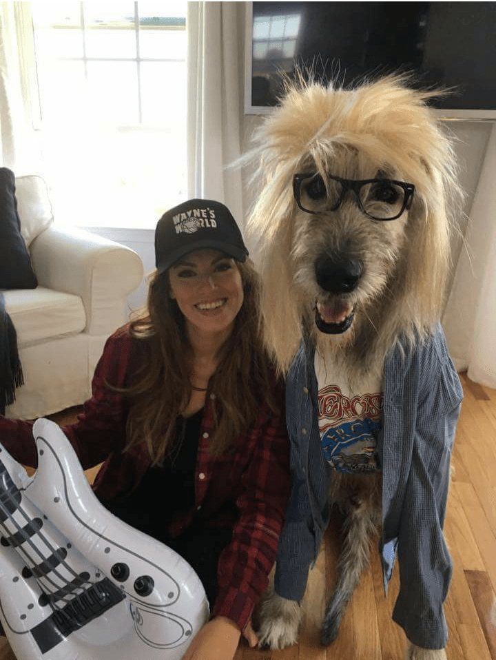 costume dogs waynes world - 8983676672