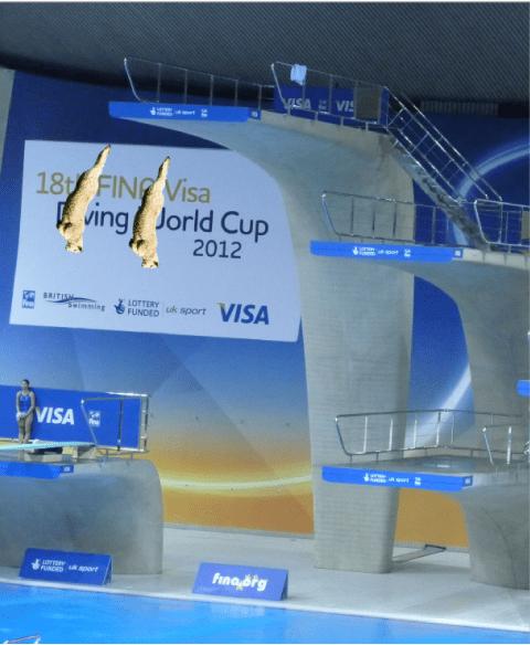 Design - VISA VI 18t FING Visa ing Jorld Cup 2012 uk sport VISA BRITIS Saimming LOTTERY FUNDED VISA 4 fana prg ruprmeY PUNDED ort
