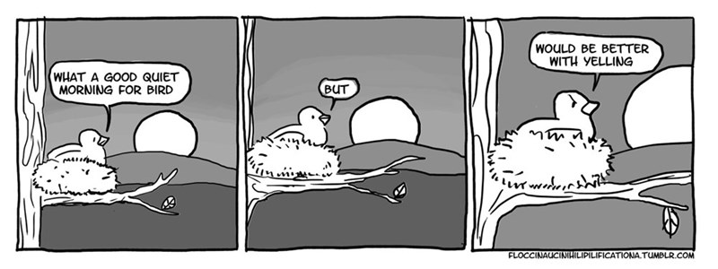 birds,morning,web comics