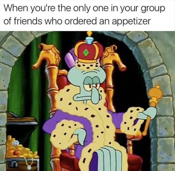 image SpongeBob SquarePants treat yo self - 8983947264