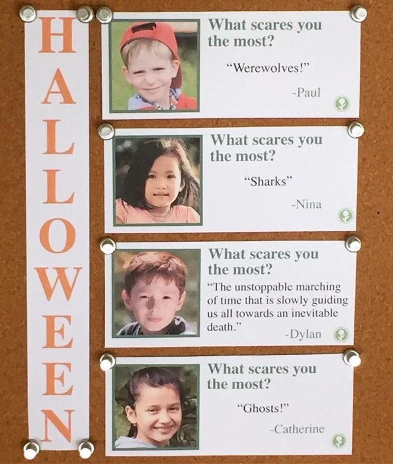 halloween prank existentialism image - 8984165888