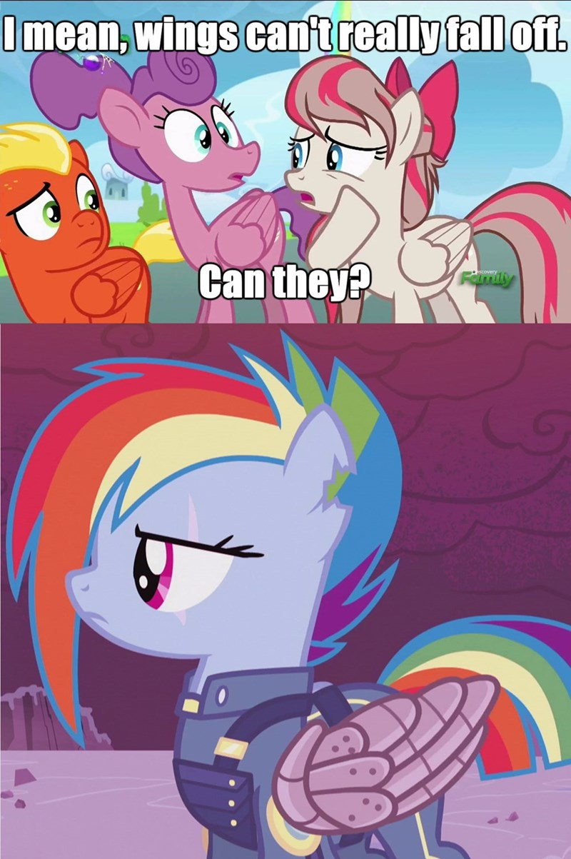 the cutie re-mark,top bolt,angel wings,rainbow dash