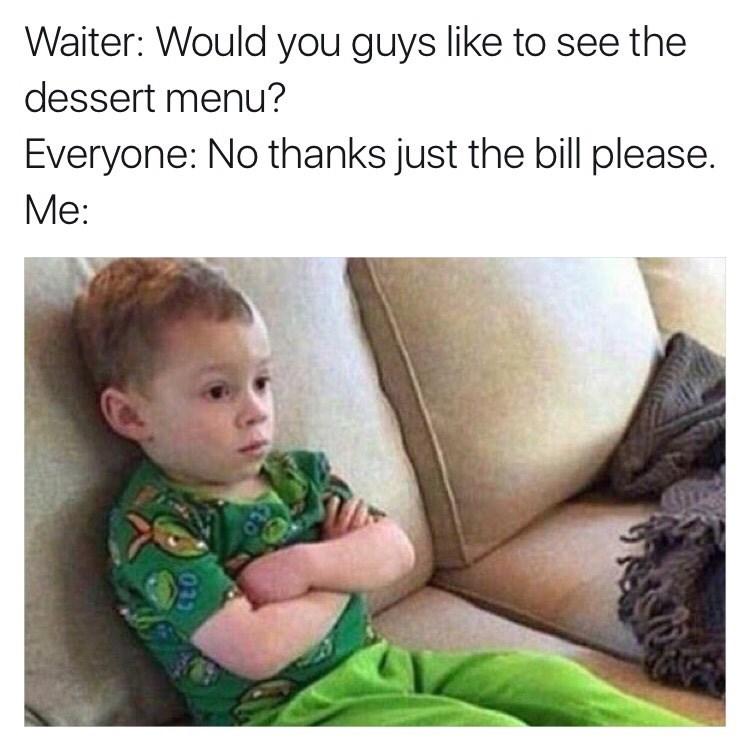Memes dessert image - 8984948480