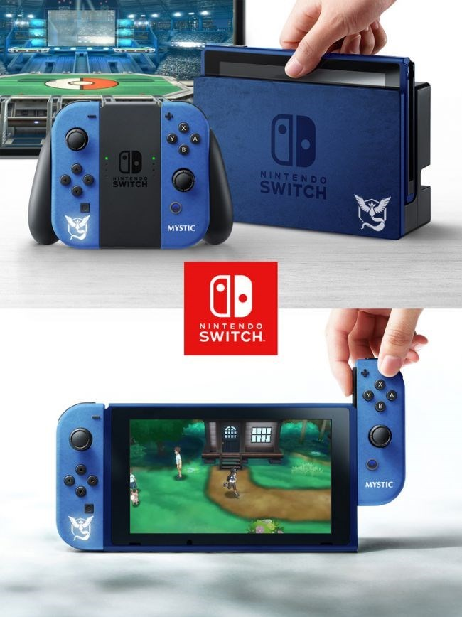 Gadget - NINTENDO D SWITCH NINTEND o SWITCH MYSTIC NINTENDO SWITCH MYSTIC