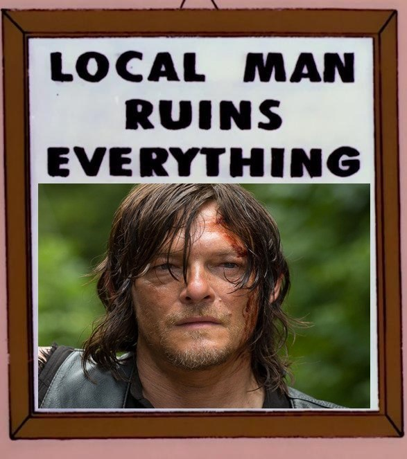 what did you do daryl