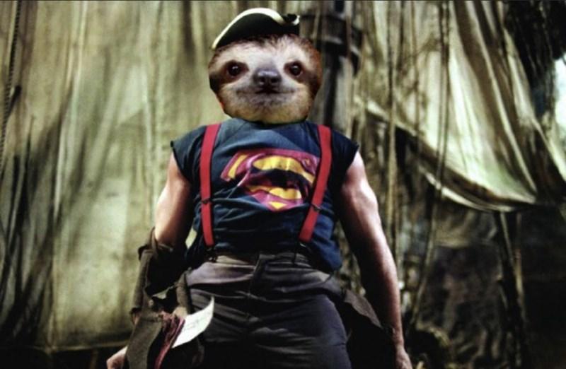 sloth - Fictional character