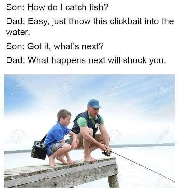 Memes image puns clickbait - 8985291008