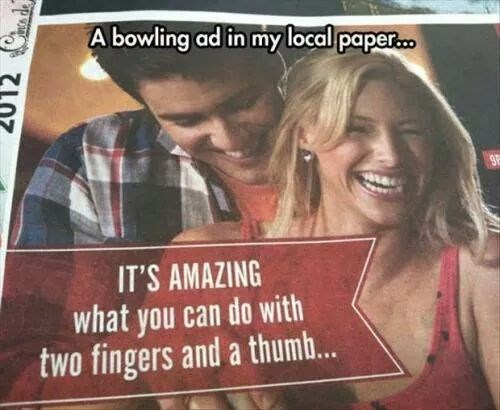 Ad FAIL innuendo sexy times dating - 8985297152