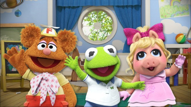 terrifying muppet babies reboot coming soon