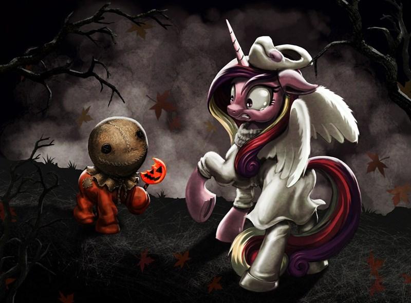 costume halloween ponify nightmare night princess cadence trick r treat - 8985756416