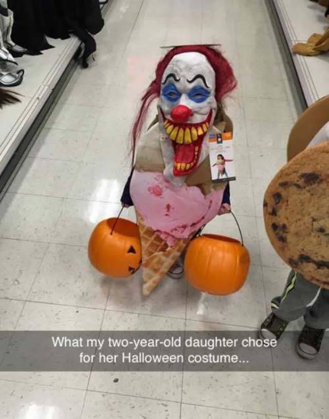 costume clown parenting - 8986028288