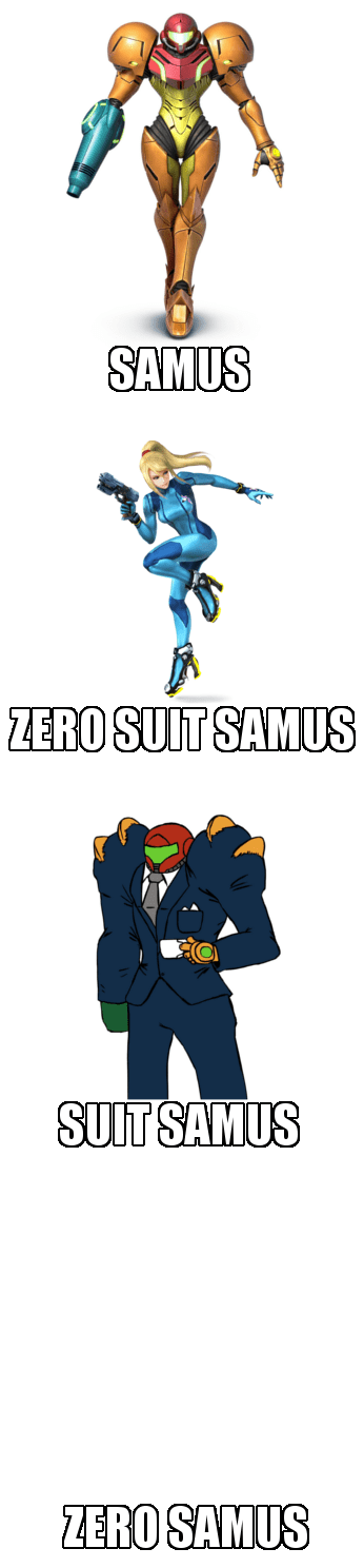 samus suits