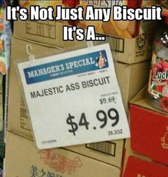 biscuits trolling signs image - 8986231808