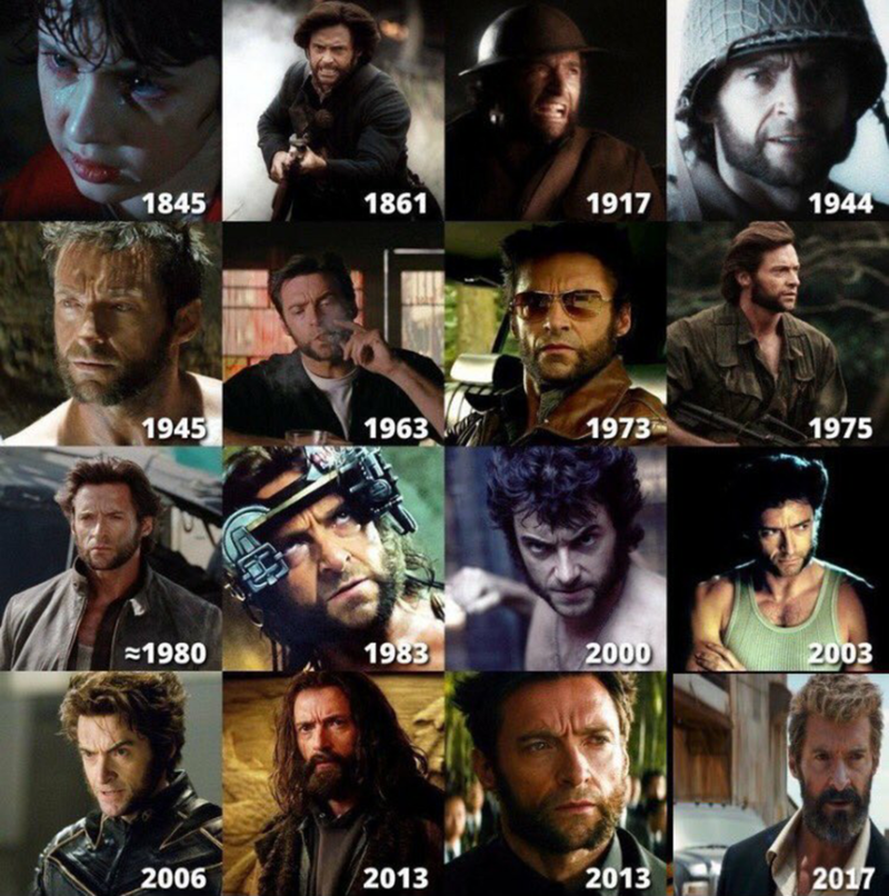 The Evolution of Wolverine in Film