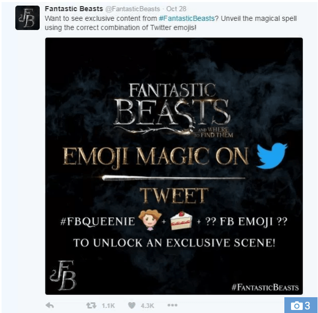 Harry Potter fantastic beasts - 8986653440