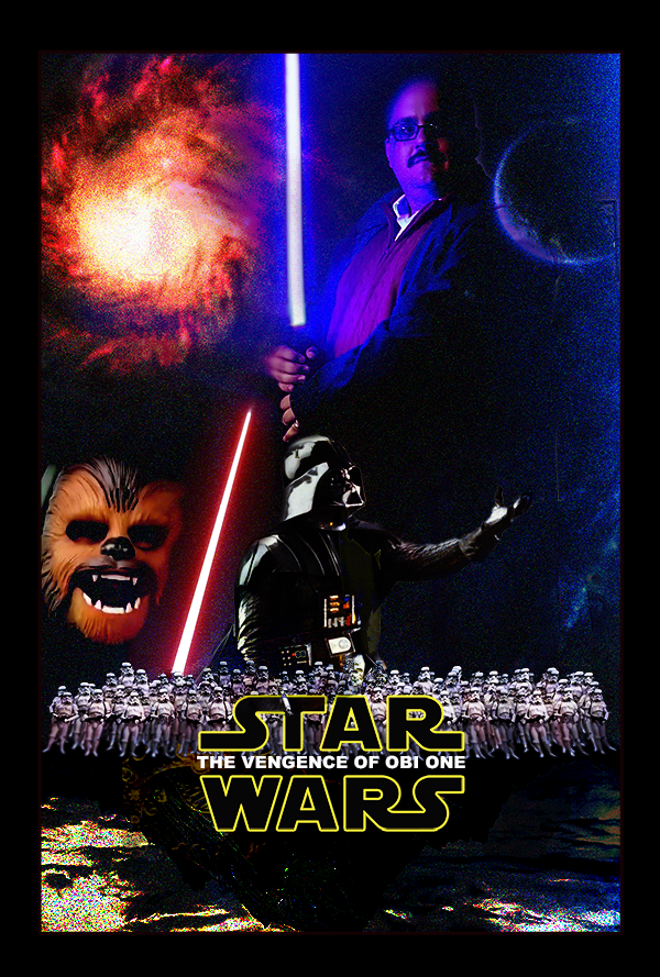 Poster - STAR WARS THE VENGENCE OF OBT ONE