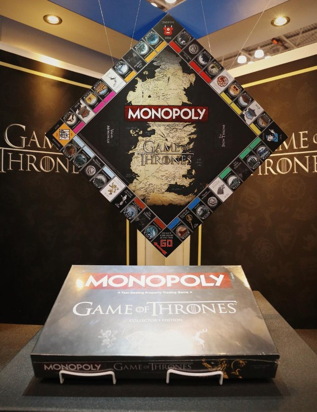 Game of Thrones monopoly - 8986891264